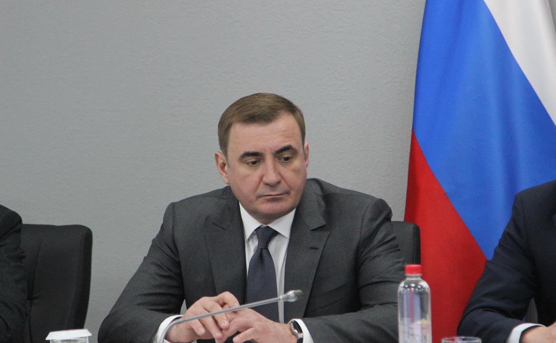 Губернатор Тульской области заработал 7,5 млн рублей в 2020 году