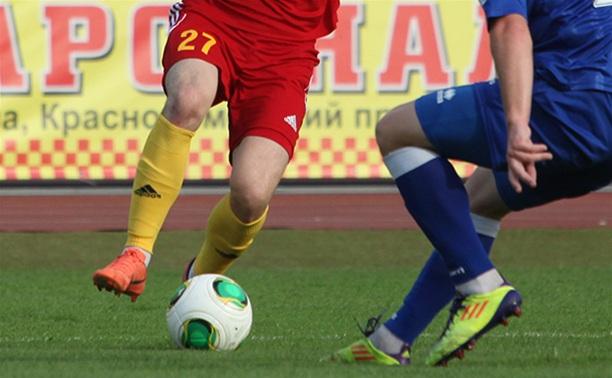 Тульский «Арсенал-2» уступил в гостях белгородскому «Салюту-М»