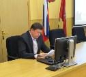 В субботу в тульской администрации дежурит Валерий Дорожкин