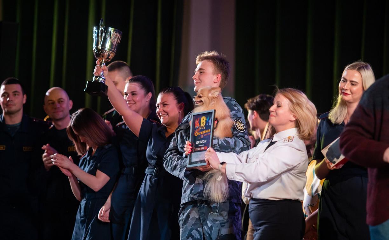 Гран-при Оружейной лиги КВН выиграла команда Тульского УФСИН