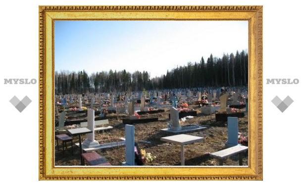 Прокуратура заинтересовалась ясногорскими кладбищами в Тульской области