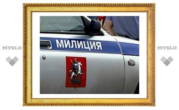 Тульским милиционерам подарили служебные машины