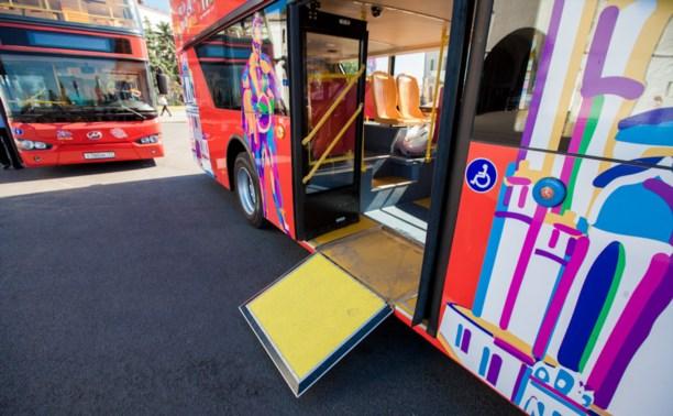 В Туле водитель автобуса выгнал из салона инвалида-колясочника
