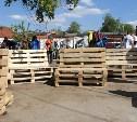 Туляков научат делать уличную мебель на мастер-классе «Двортрудмай»