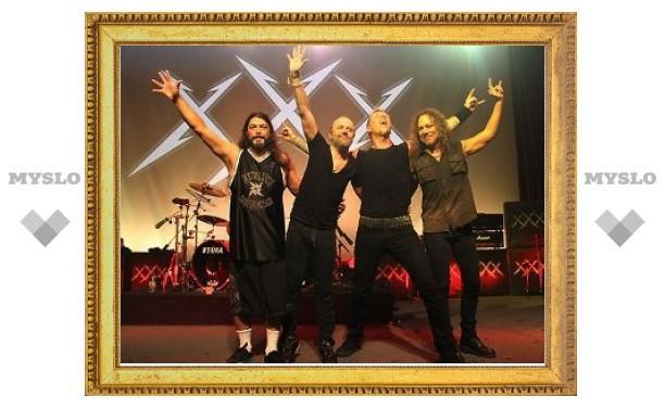 Metallica выпустила в честь юбилея цифровой мини-альбом