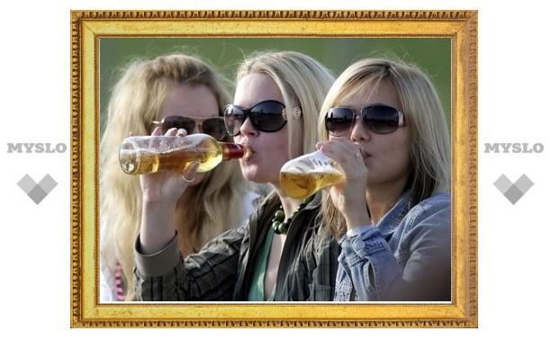 Предприниматели Тулы склоняют студентов к употреблению алкоголя