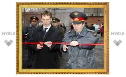 В Тульской области открыли новый изолятор