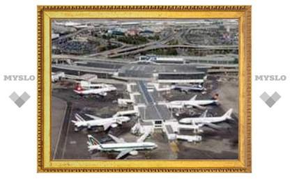 В Нью-Йорке посадили самолет из-за подозрительного пассажира
