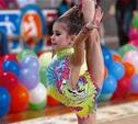 Тульские гимнастки успешно выступили в Подмосковье