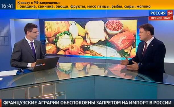 Тульская область обеспечит зерном  другие регионы России