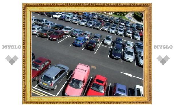 Наземные парковки в центре города останутся