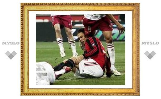 Очередная травма Роналдо может поставить крест на его карьере