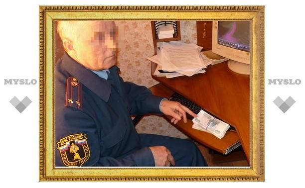 За взятку в 150 000 рублей МЧС-ника оштрафовали на 2 миллиона