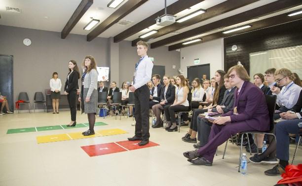 «Умницы и умники»: тульские школьники сразились за звание победителя