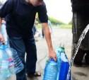Отключение воды в Туле: жителям раздадут питьевую воду