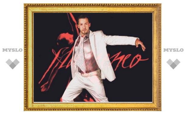 Танцоры фламенко из Испании едут в Тулу!