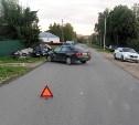 В Тульской области в ДТП пострадал «бесправный» водитель мопеда
