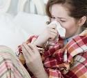 В Тульской области более 6000 человек за неделю заболели гриппом и ОРВИ