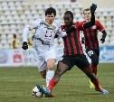 «Амкар» — «Арсенал»: Пермяки одержали победу со счетом 1:0