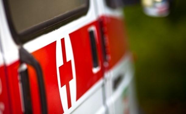 В Тульской области столкнулись грузовая «Газель» и «Хёндэ»: оба водителя госпитализированы