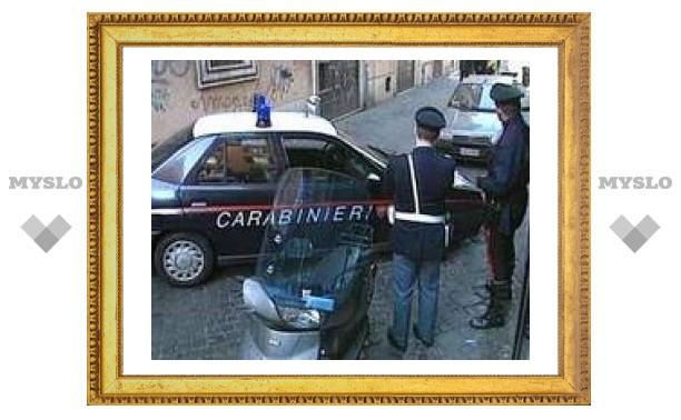 Двое инкассаторов арестованы за кражу 1,75 млн евро и похищение коллеги