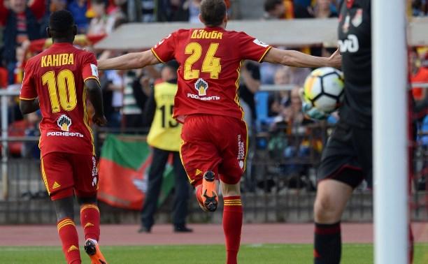 Канониры переиграли нового чемпиона страны:  «Арсенал» - «Локомотив» 2:0