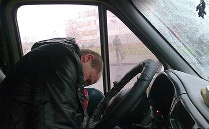 Уснувшего за рулем водителя автобуса осудили на полтора года
