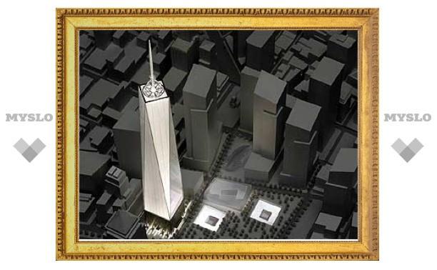 Стивен Спилберг снимет фильм о восстановлении ВТЦ