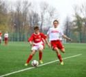 Кубок губернатора в средней группе достался новомосковцам