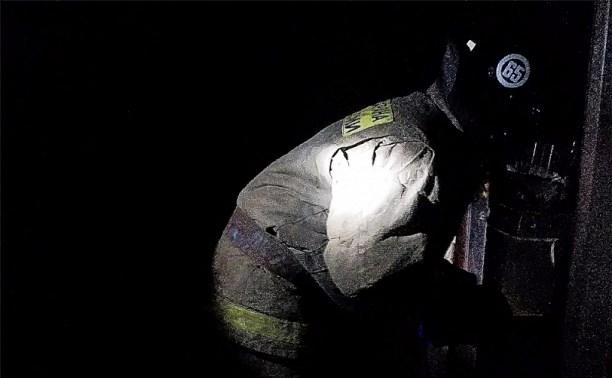 На пожаре в Венёвском районе погиб маленький ребёнок