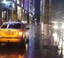 Тульские гаишники оштрафовали влюбленного за галантность под дождем