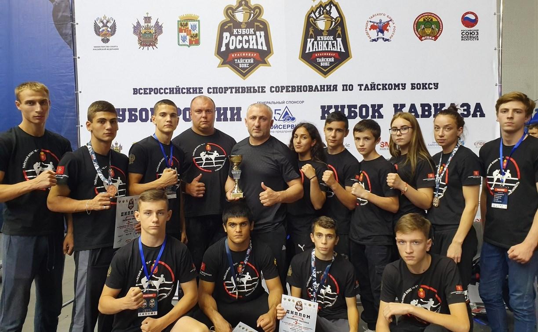 Туляк завоевал путевку на первенство Европы по тайскому боксу