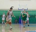 Баскетболистки «Кобры» упрочили своё лидерство в Первой лиге