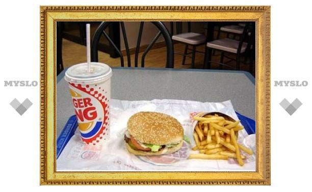 В России открылся первый ресторан Burger King