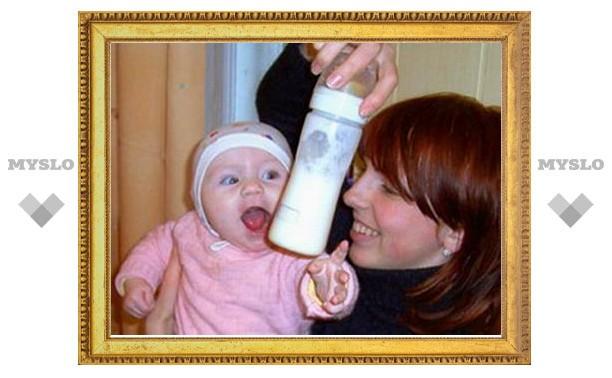 Дети, которые употребляют много молочных продуктов, проживут дольше