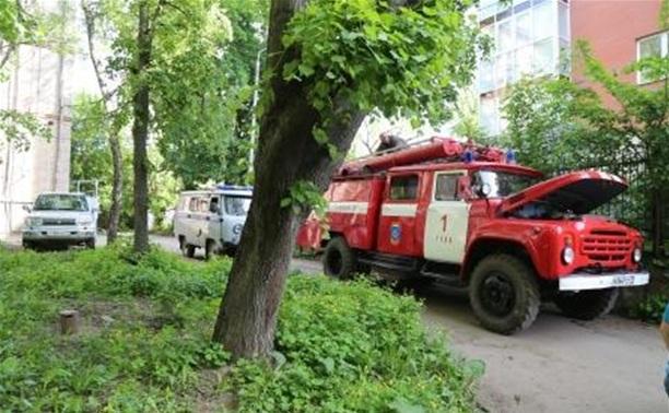 Следствие выясняет обстоятельства гибели людей на пожаре в Туле