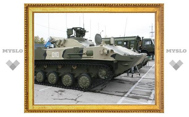 В Туле будут развивать военную промышленность