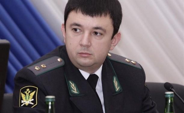 Главный судебный пристав Тульской области проведет личный прием граждан