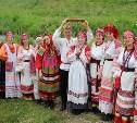 На фестивале «Русское поле» выступит тульский ансамбль «Смородина»