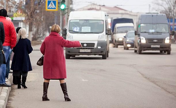 Какие правила перевозок нарушают маршрутки в Туле