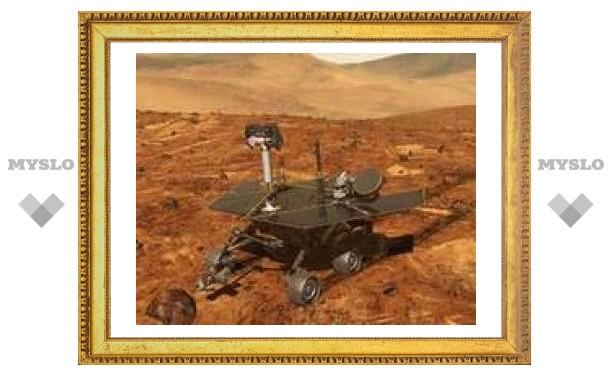 Аппарат Spirit нашел жизнь на Марсе