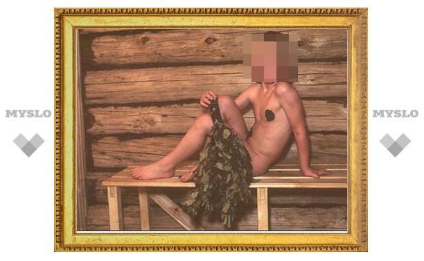 В Белевской бане развращают детей
