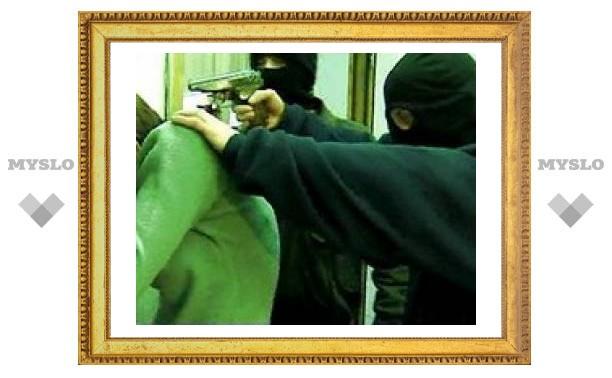 Под Тулой разбойники напали на завод