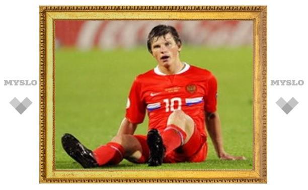 Андрей Аршавин потребовал увеличить себе зарплату
