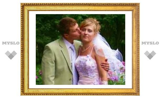 В Туле выбрали лучшую невесту