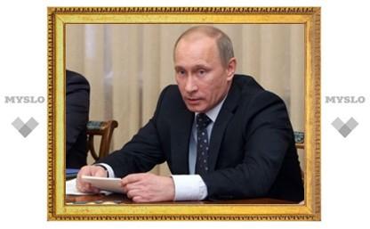 """Путин поручил ФАС """"навести порядок"""" на топливном рынке"""