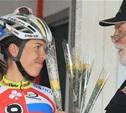 Тульская велосипедистка стала лучшим спринтером