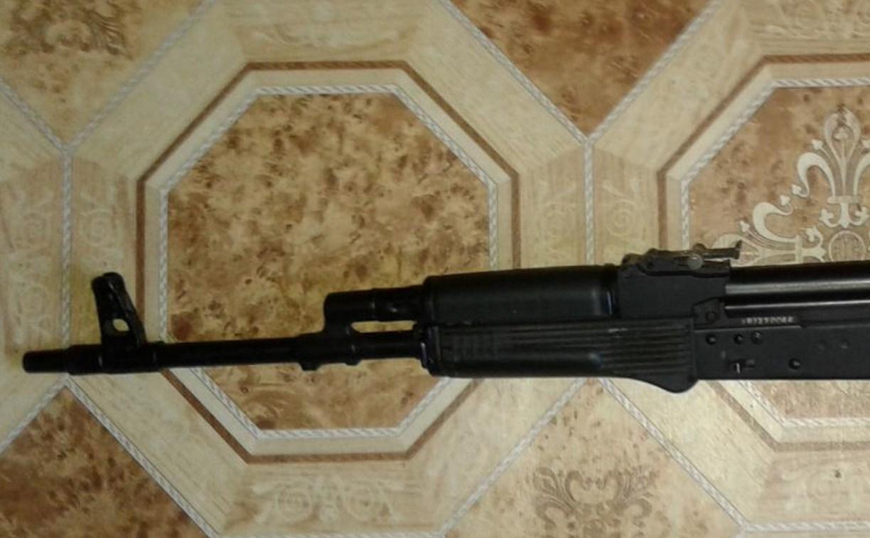 В Алексине полицейский-стажер застрелил мужчину