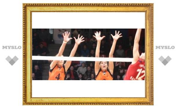 Наша волейболистка отличилась в Белграде