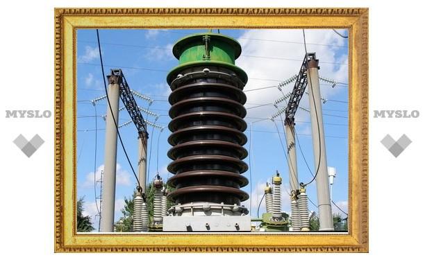 В энергетику Тульской области вложат 10 миллиардов рублей